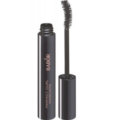BABOR Mascara Perfect Curl Mascara voor perfect gekrulde wimpers.