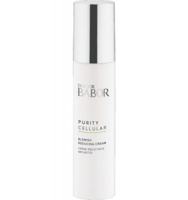 BABOR Purity Cellular Blemish Reducing Cream neurocosmetische 24h-anti-puistjes-crème